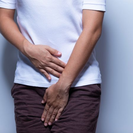 Pelvic organ prolapse occurs when the muscles and tissue in the pelvis become loose or weak and no longer provide the support that pelvic organs require. This can cause the pelvic organs to become displaced. Symptoms of POP include the following and may warrant a physical therapy consultation: <ul> <li>Pelvic pressure or discomfort</li> <li>Incontinence or bowel issues</li> <li>Painful intercourse</li> </ul>
